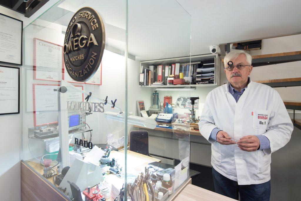 Urarski Servis Omega Zagrebcrafts